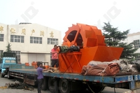 Hot Sale low prices mobile sand and gravel wash plant