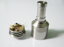 mechanical e cigarette nimbus vaporizer, rebuildable phoenix V5 atomizer
