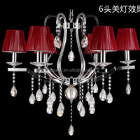 Italian Modern Hotel Lobby Chandelier Light