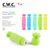 2017 creative design candy shape 18650 / 26650 PVC smart phone power banks