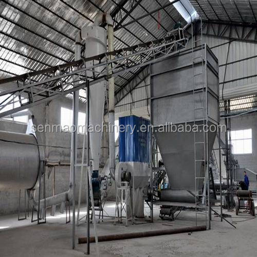 Particle board plant with used plywood as material buy