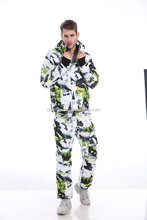 SAENSHING new style men outdoor skiing and snowboarding jackets and pants