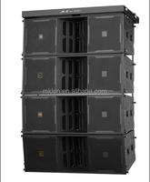 M150MKII, HOT sale double 15 outdoor line array loudspeaker, line array