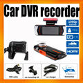 Night vision G-Sensor Allwinner 9712 HDMI output Dual Camera 1080P Car DVR