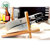 High quality kitchen tools 4-Piece bamboo wood knife holder