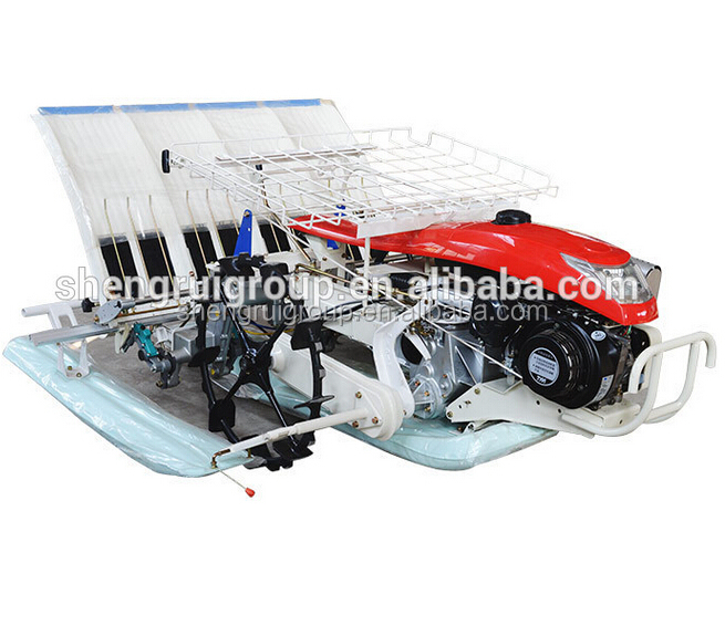 4 rows China Rice Transplanter hot sale