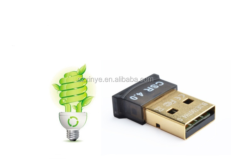 High speed usb flash disk with bluetooth 4.0 adapter for android