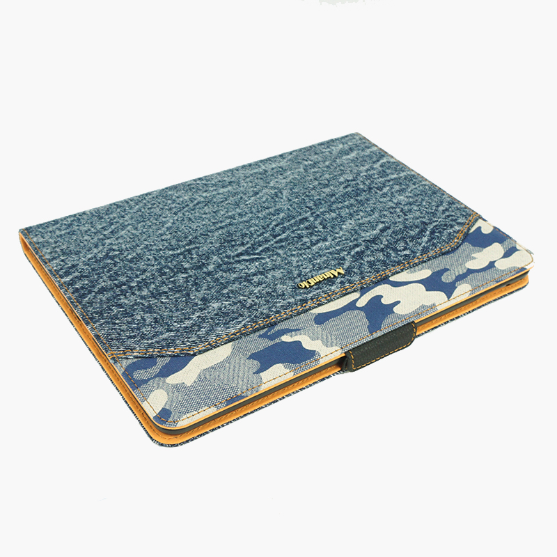 Mini fashion trend tablet charming denim case for ipad Air 7 hot sale