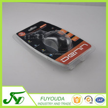 Wholesale customized slide blister insert cards packaging with Pantone colors blister card