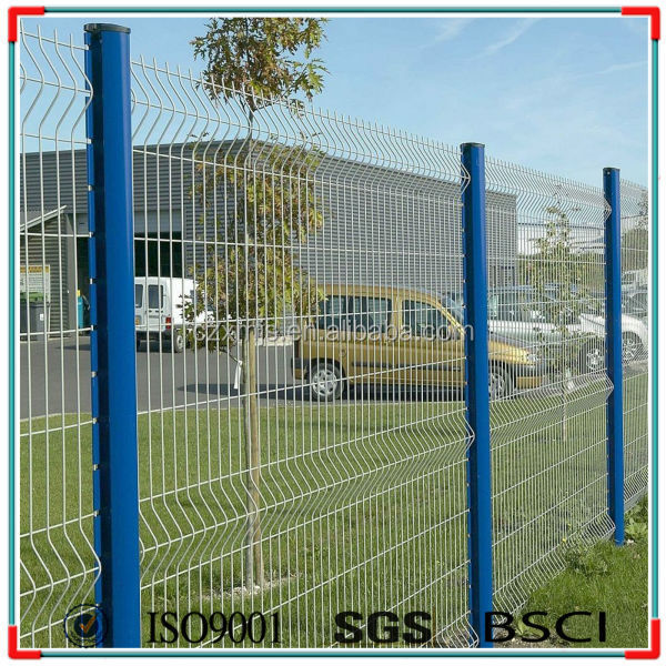 Alibaba China Supplier Tubular Steel Prefab Fence Panels