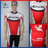 Healong Custom Design Digital Pakistan Pro Team Cycling Jersey Kit