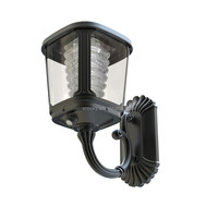Shenzhen Outdoor wall Small LED Solar Light Kit Assembly Price