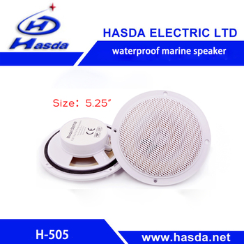 China manufacture stereo sound speaker marine waterproof speaker