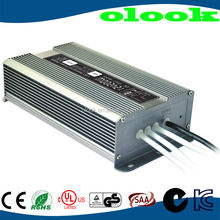 Good quality constant voltage 5v dc power supply 40A 200w waterproof led driver