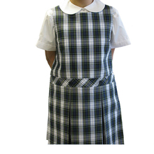 School Girl Pinafore Dress Uniform