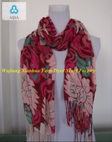 New arrival! ! 2013 newest fashion rayon scarves / polyester viscose scarf