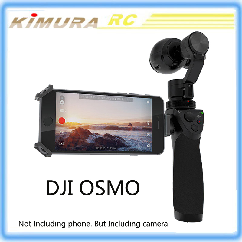 Original DJI Osmo Handheld Gimbal and 4K Camera Brushless Gimbal ZENMUSE X3 with X3/FC350H camera