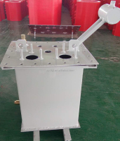 factory fabrication single-phase oil immersed transformer