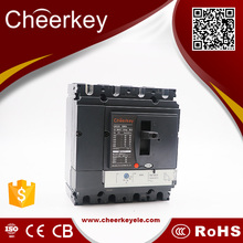 chinese manufacturer CNSX 100F 100a 4p low voltage mccb