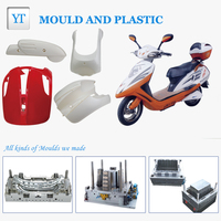 Professional factory high quality vehicle parts plastic mould injection