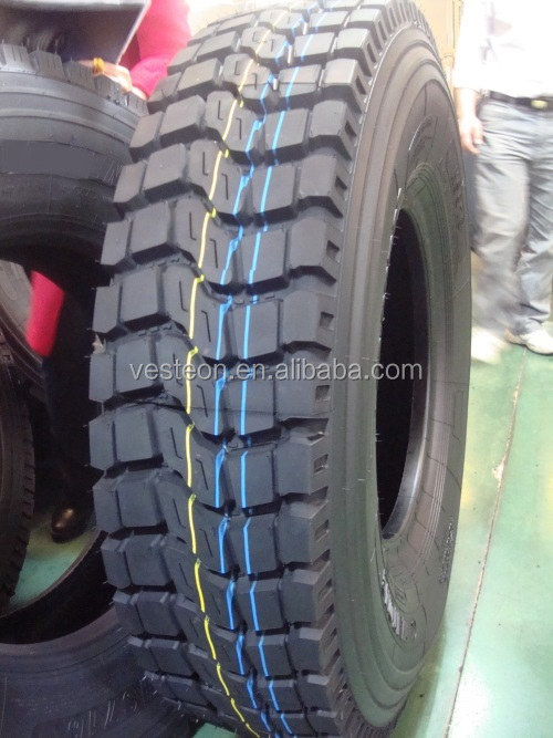 VESTEON brand truck and bus tires 10r22.5