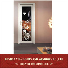 oriental aluminum interior glass metal door jamb
