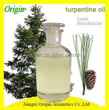 100% Pure Medicinal Turpentine Essential Oil with High Quality Natural Pine Turpentine Oil