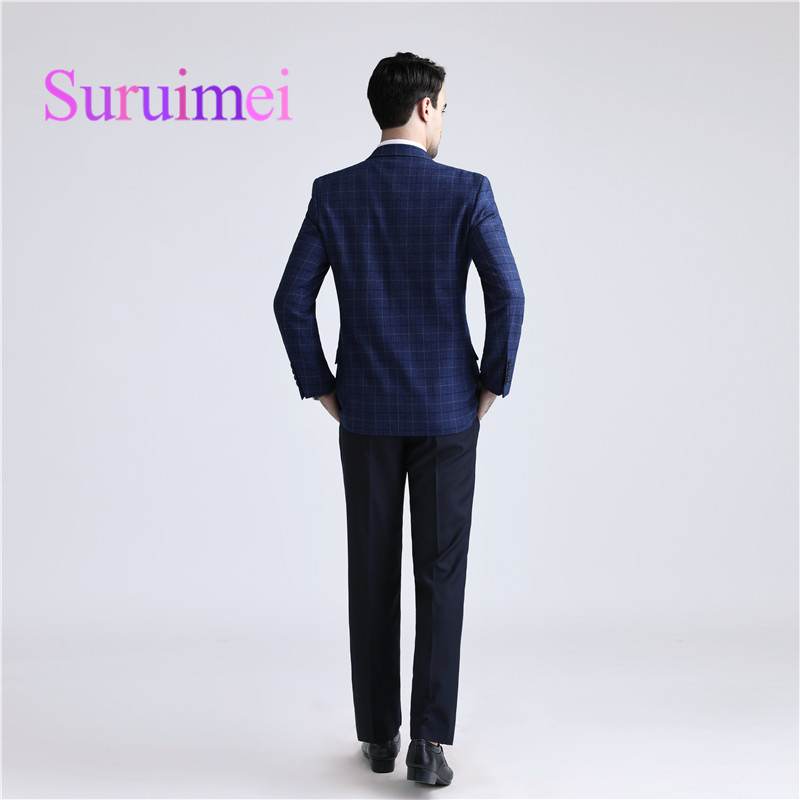 new arrivals men suits with long sleeves and pants free shipping hot sale in China