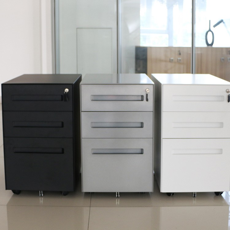 Simple Office Steel Filing Cabinet With 2 3 Drawers View Xinda Clover Product Details From Foshan Nanhai Industry Co