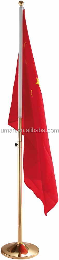 free standing flag poles