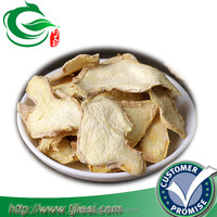 supply dried ginger slice for pungent spice