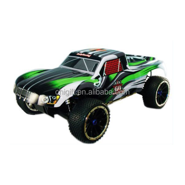 HSP 94053 1/5th Scale RC Car RTR 4WD Nitro Power Off Road Short Course Truck