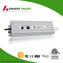 LED power supply waterproof IP67 120w 10 amp 12v dc 10a power supply