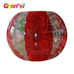 TPU Bubble Ball/PVC Inflatable Bubble Soccer /Inflatable Bumper Body Ball For Team Games