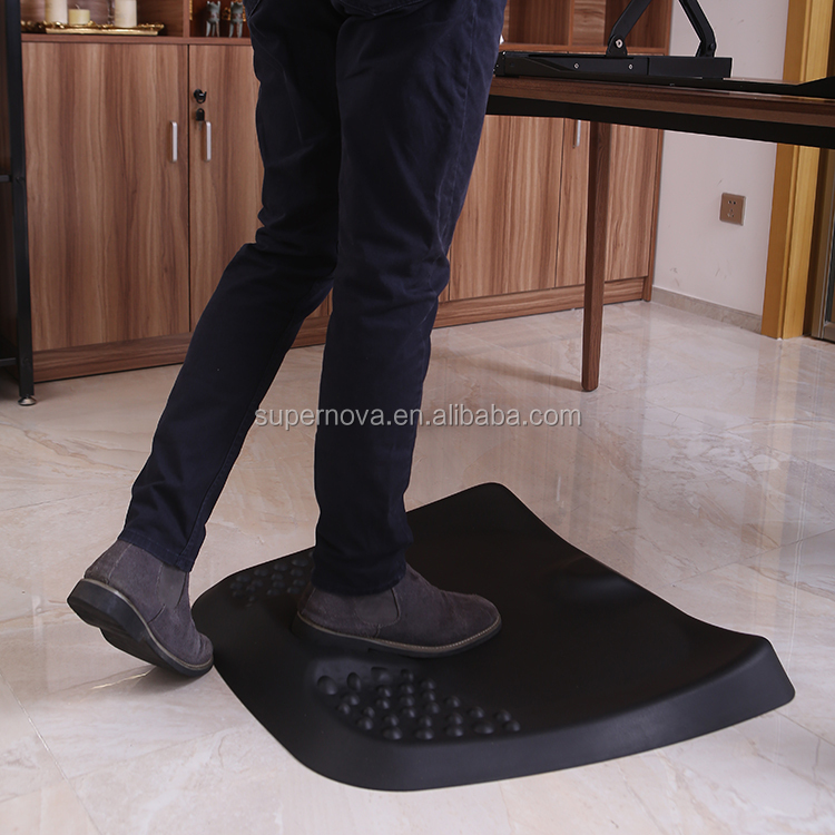 Indoor waterproof rectangular office table design doormat