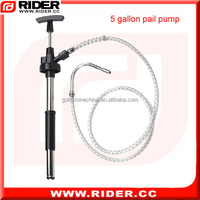 Hot sale 5 gallon hand operated fuel transfer pump