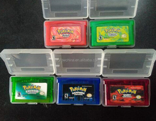 high quality pokemon games for GBA SP Video Game Card