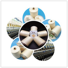 China 100% pure mulberry spun silk yarn,silk yarn packaging in carton from TongXiang