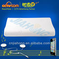 Cozy Mood Pillow!!Memory foam Speaker Pillow CE ROHS, SGS PATENT