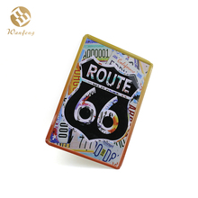 Manufacture Custom Design Wall Decorative Vintage Metal Tin Signs