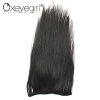 Nice-looking 100% virgin brazilian remy clip-in hair extensions