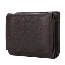 Guangzhou top grain vintage leather wallet for men