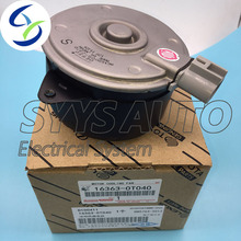 motor fan motor denso for Toyota Yaris/Vios OEM: 16363-0T040