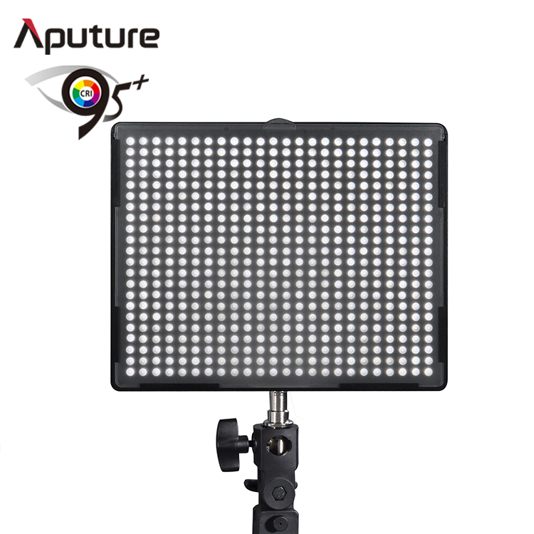 Aputure Amaran H528W led light panel for video shooting made in China shenzhen