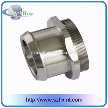 Chinese factory directly produced metal medal cnc precision machining parts service via USA made CNC ISO9001 standard