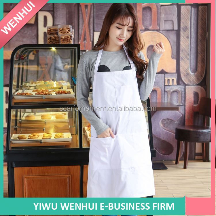 Best selling special design aprons for waiters restaurants fast delivery