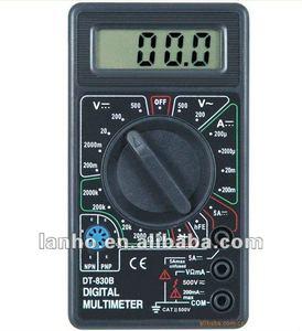 New LCD Digital Multimeter DT830B