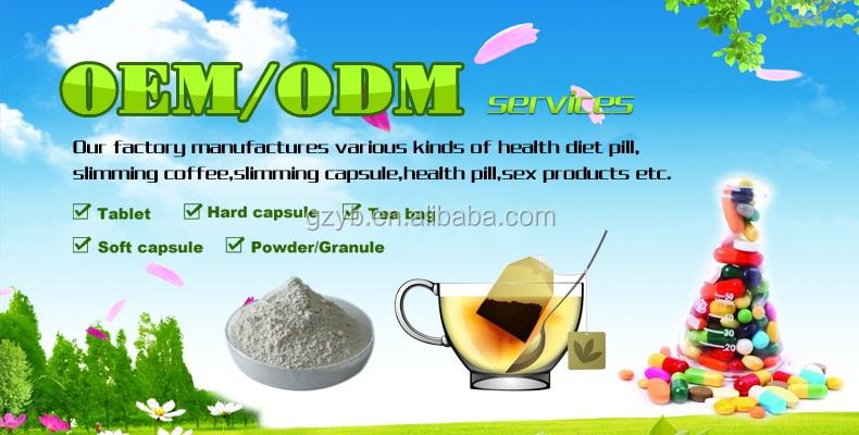 Natural Herbal Soybean Lecithin Diet Pills Capsules