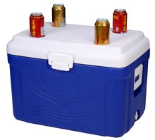 60L insulated cooler box KY601 ice cooler box medical transport cooler