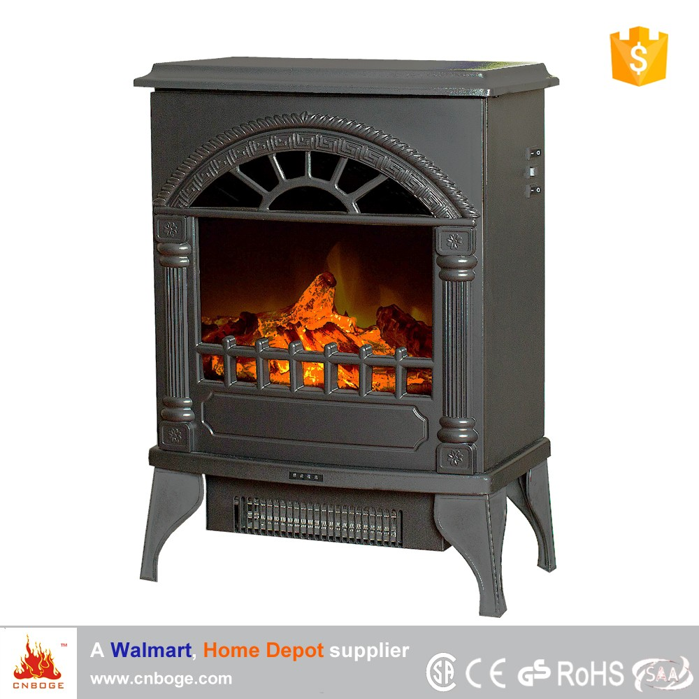 Ce Csa Approved Master Flame Artificial Wood Burning Stove